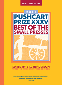 Pushcart Prize 2011