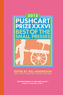 2012 Pushcart Prize